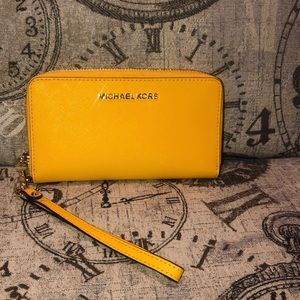 Michael Kors JET SET TRAVEL Large Wallet